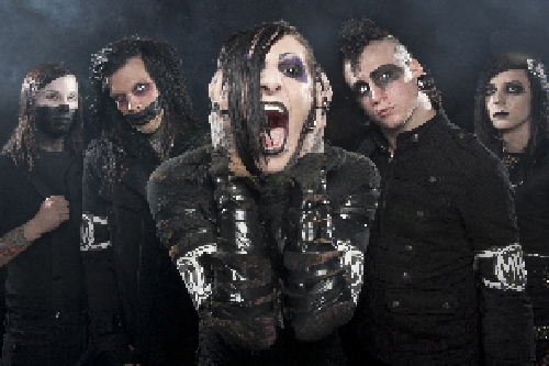 Motionless in white tour dates in Sydney