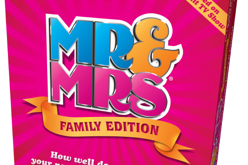 Mr And Mrs Paddle Questions: Win A Mr And Mrs Family Edition Board Game