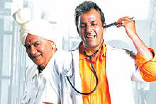 Sanjay Dutt and Arshad Warsi axed from new Munna Bhai