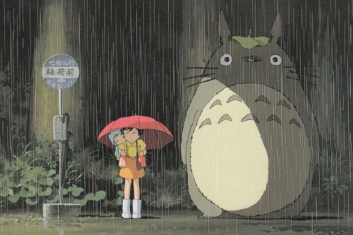 My Neighbour Totoro Review