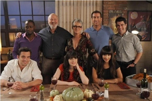 New Girl's Recent Thanksgiving Special