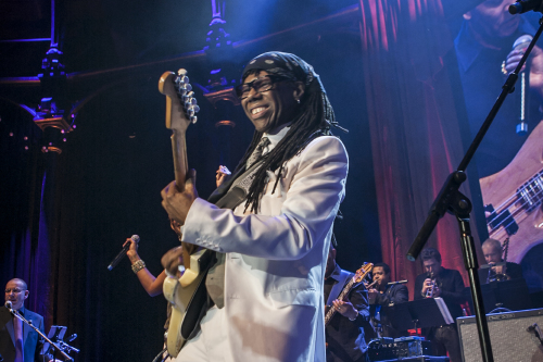 Nile Rodgers - The Unknown Genius