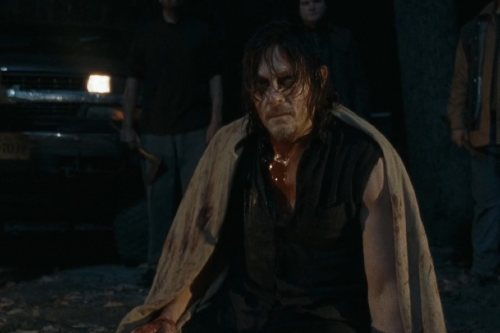 Norman Reedus as Daryl Dixon / Credit: AMC