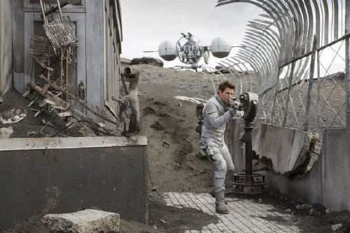 Oblivion - Behind The Scenes