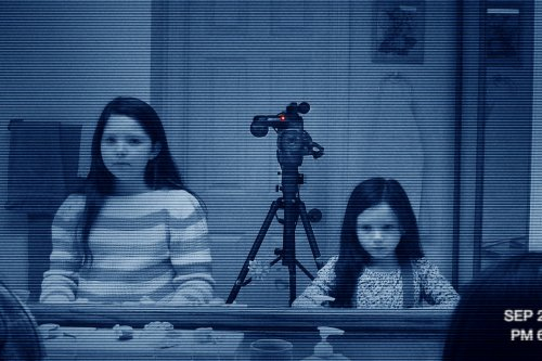 Paranormal Activity 3 Clip