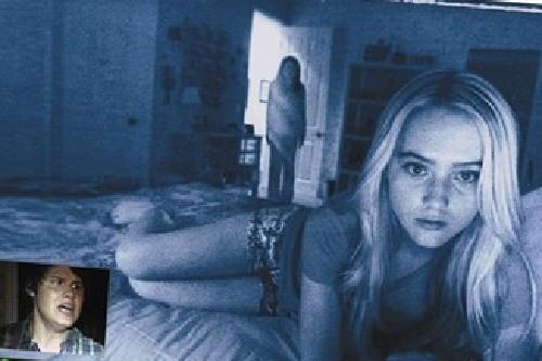 relationship between paranormal activity movies