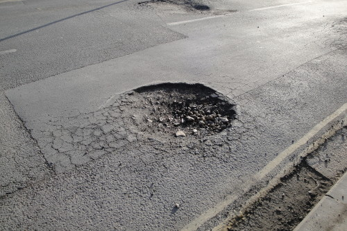 We find out what it means to dream about a pothole