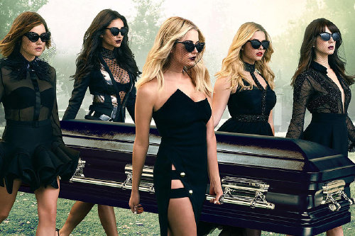 Pretty Little Liars is gearing up to conclude