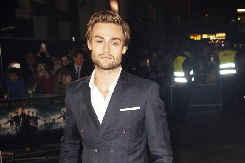 Douglas Booth - Pride And Prejudice And Zombies Premiere