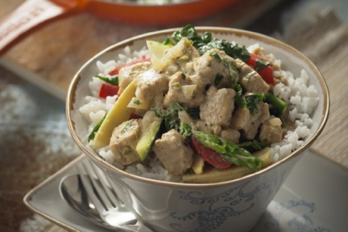Thai Green Curry With Tofu (or Not) Recipes — Dishmaps