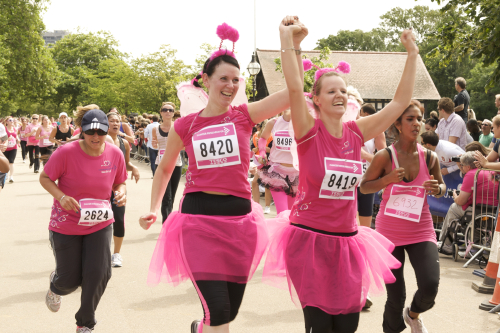 Race for Life this summer