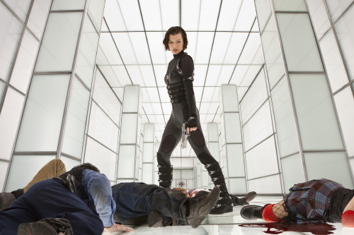 Resident Evil: Retribution Clip 1