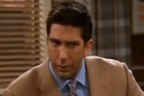 from Isaac ross geller dating history