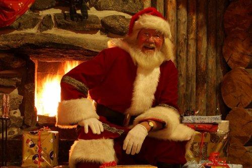 Do bad grotto santa s ruin the real father christmas good