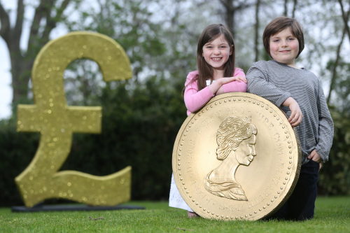 Britain's Children are Super Savvy Savers