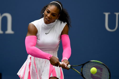 Serena makes our list of inspirational females that have taken part in the Olympics