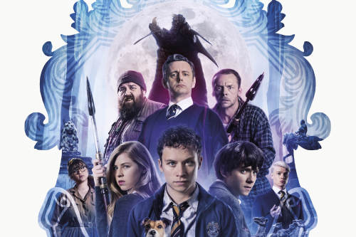 Slaughterhouse Rulez trailer