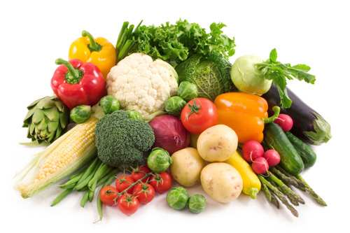 Eating a diet that varies widely in colour is essential to nutrition