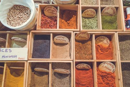 Dream Interpretation: Spices