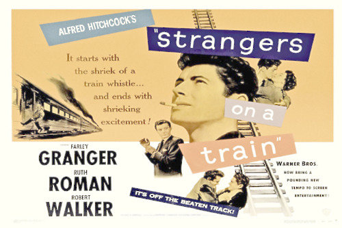 "a story of a psychotic mother in the movie strangers on a train by alfred hitchcock 3 thoughts on "" alfred hitchcock: the television years: 8 indelible  tv movie women in chains 1972 alfred hitchcock presents all in  strangers on a train 1951."