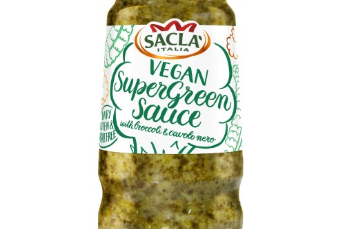 Vegan Supergreen Sauce