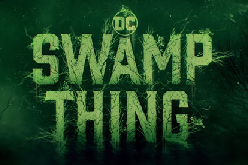 Title screen for DC's Swamp Thing / Picture credit: Amazon Video Prime