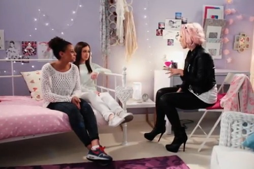 Amelia Lily, Beth Tweddle and Sam & Billie Faires Talk Becoming a Teen
