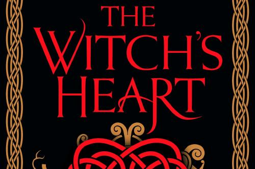 The Witch's Heart is available in the UK from May 4th!