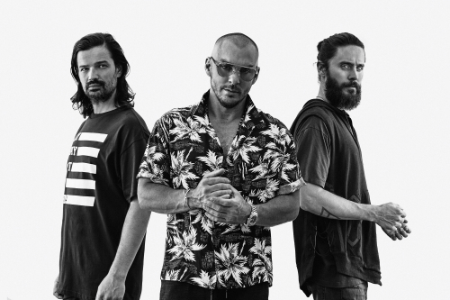 Thirty Seconds to Mars are back