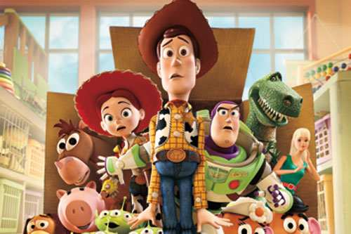 Toy Story 3 Is 2nd Biggest Film At UK Box Office