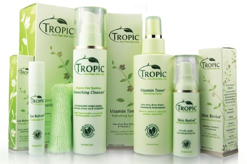 Tropic Skincare range is now available to buy