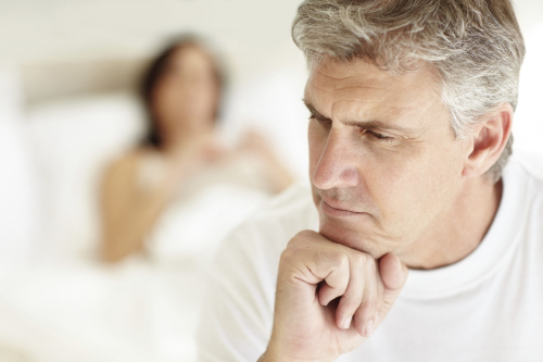 Older Couples Are More Likely To Sleep Apart
