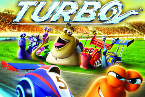 The Journey Indianapolis >> Turbo DVD & Blu-Ray