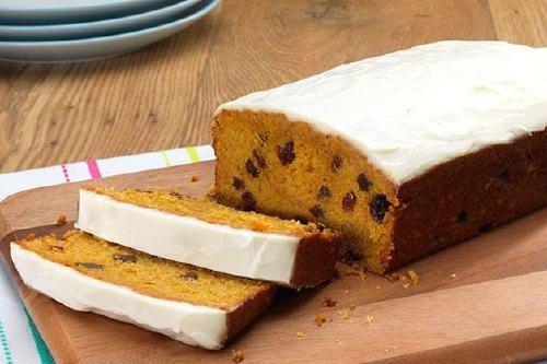Vegan Cake Recipes Uk: Vegan Carrot Cake