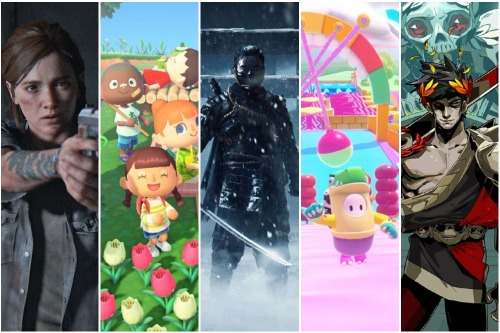 Video Game of the Year nominees