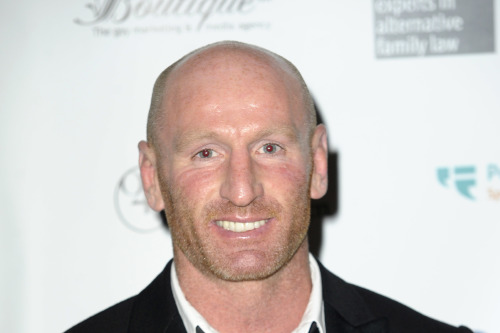 Gareth Thomas at the second annual awards thrown by g3 and Out In The City in 2014 / Photo Credit: VMJM/FAMOUS