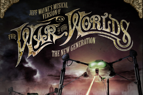 War Of The Worlds New Generation: Win The War Of The Worlds: The New Generation Soundtrack