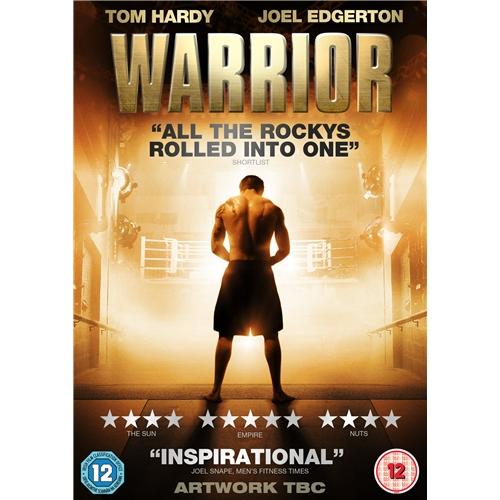 Warrior Movie Fight Scene: Warrior DVD Review