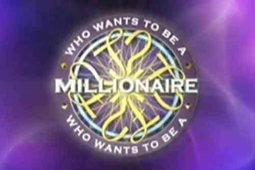 An analysis of the appeal of who wants to be a millionaire a television show