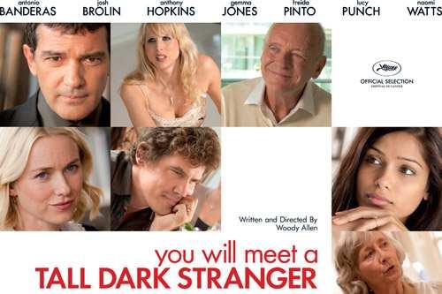 you will meet a tall dark stranger diamond