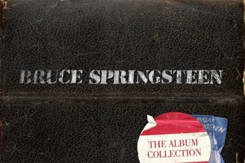 Bruce Springsteen: The Album Collection Vol. 1, 1973-1984