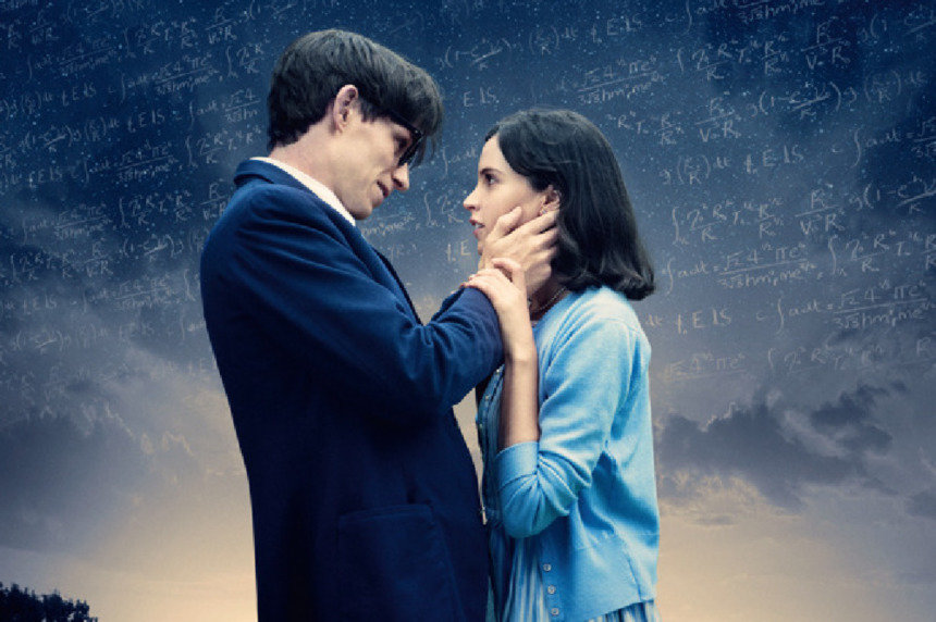 Win A The Theory of Everything Signed Poster