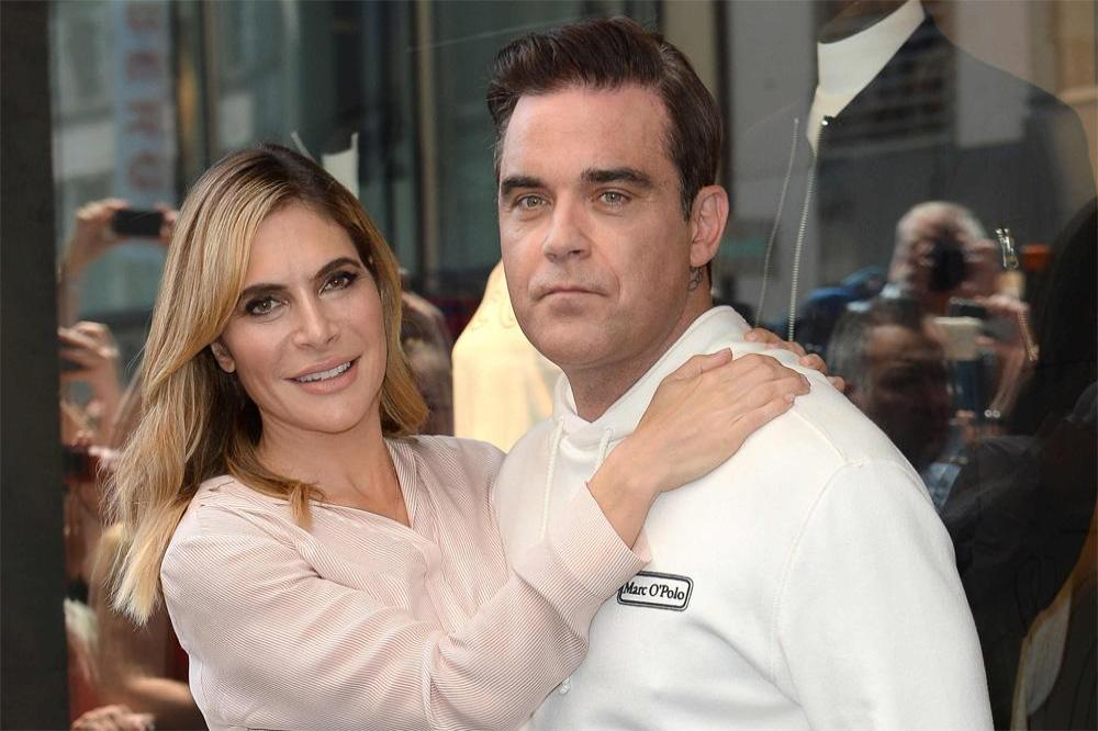 Tochter Robbie Williams