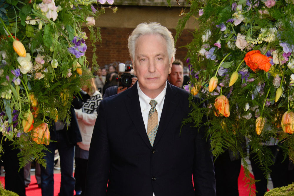 Alan Rickman's Diaries to be Published as a Book