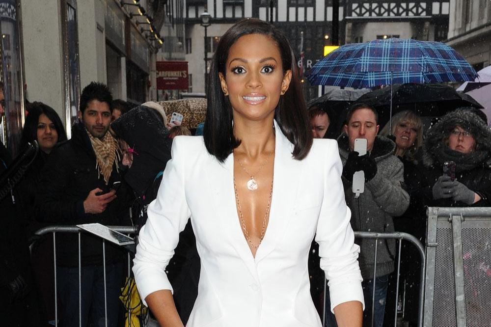 Alesha Dixon Announces The Birth To Of Azura Sienna