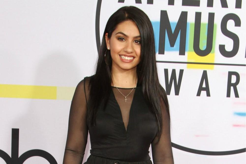 Alessia Cara Is Paranoid About Cleansing
