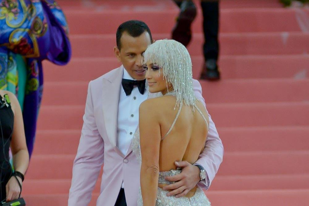 Image result for alex rodriguez met gala 2019