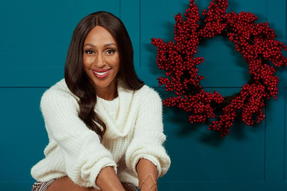 Alexandra Burke in TK Maxx and Cancer Research campaign