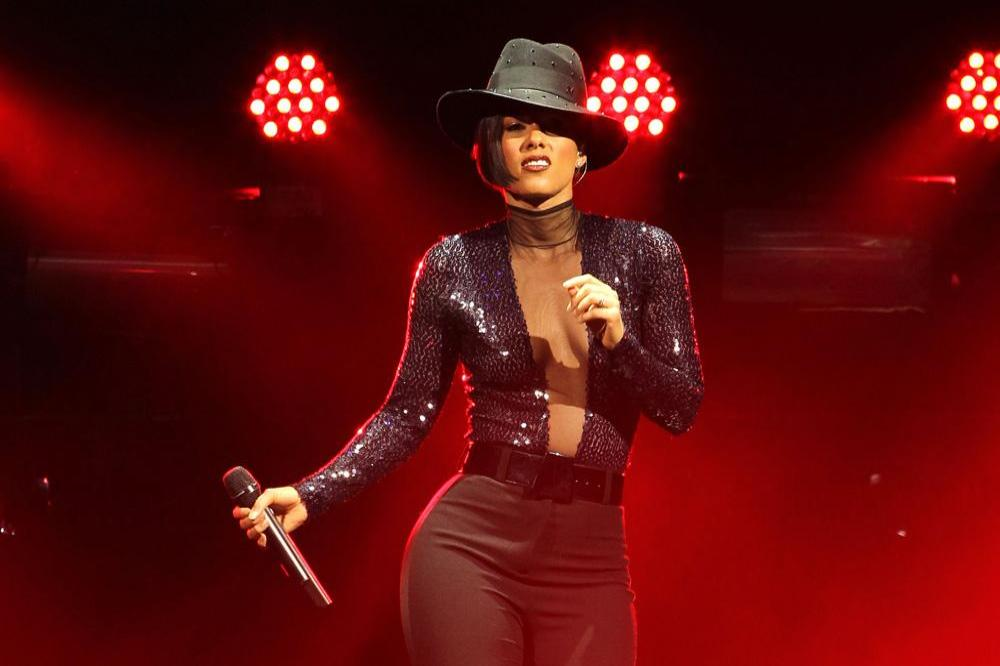 alicia keys her rules for success say no