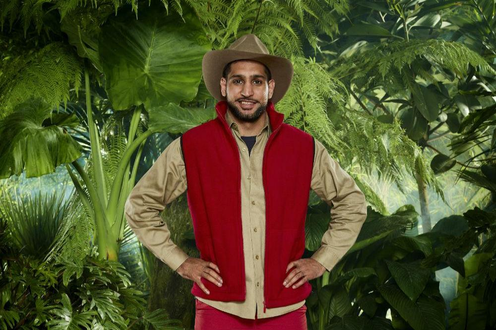 Amir Khan reportedly the highest paid I'm a Celebrity contestant in history